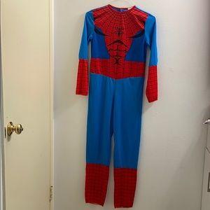 Spider-Man Child Play New Costume 10 1/2 -12 1/2